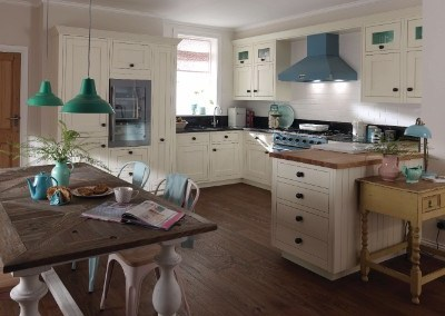Milbourne InFrame Kitchen