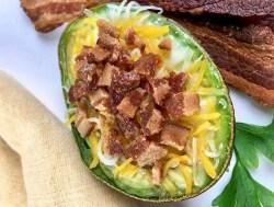 Avocado and Egg recipe