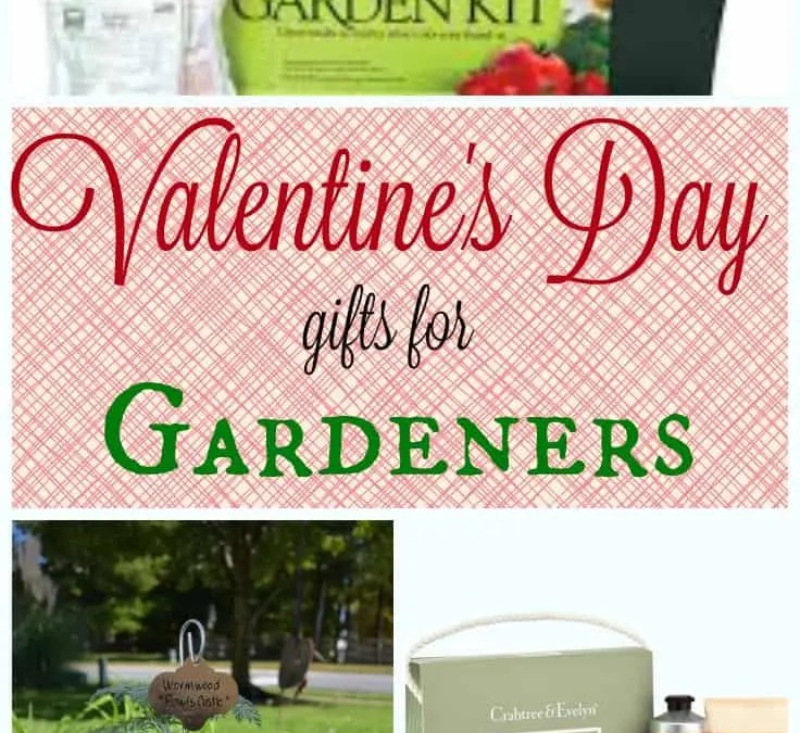 Valentine's Gifts for Garden Lovers