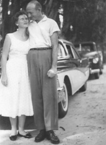 Frank and Nina Hines 1960
