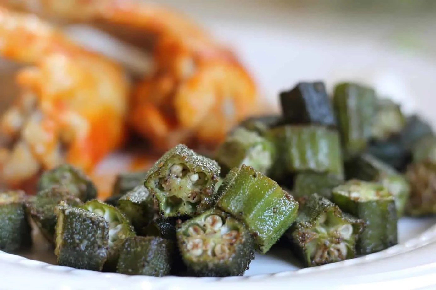 easy oven roasted okra - How To Freeze Fresh Okra