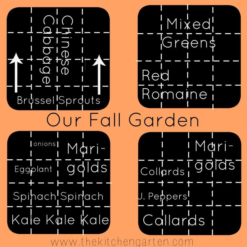fall garden plans