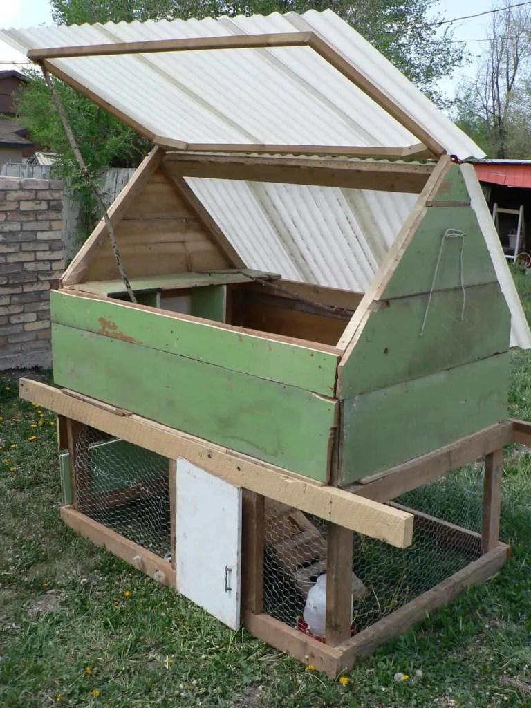 repurposed coop