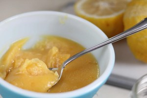 Easy Lemon Curd (In the Microwave!)