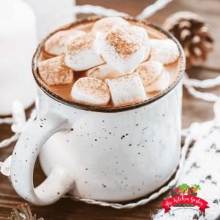 Cinnamon Hot Cocoa Mix