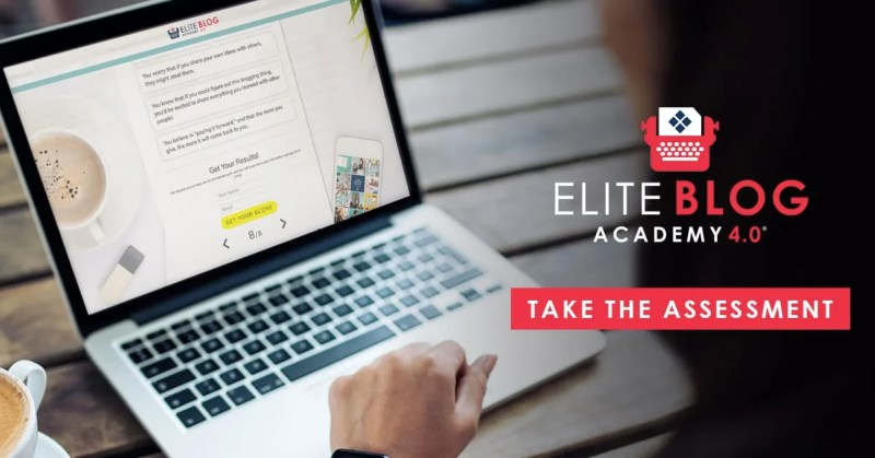 Elite Blog Academy Assessment