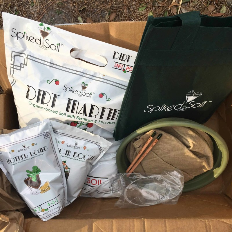 Spiked Soil kit review