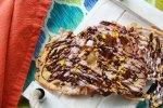 Dark Chocolate Orange Funnel Cakes - The Kitchen Gent