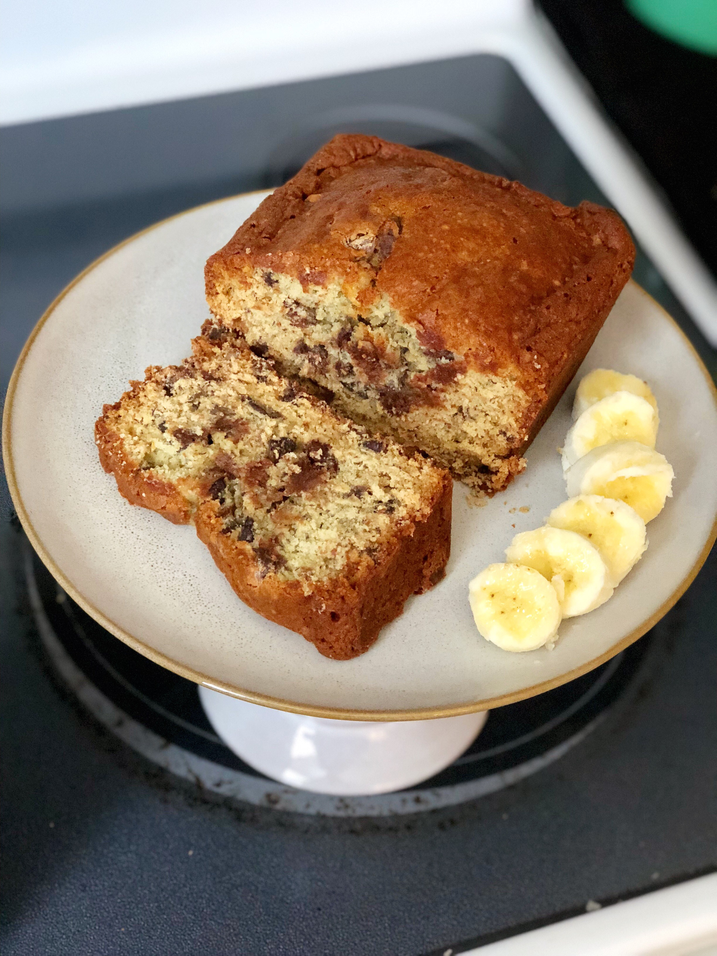 Bluegrass-Saturday-In-May Banana Bread