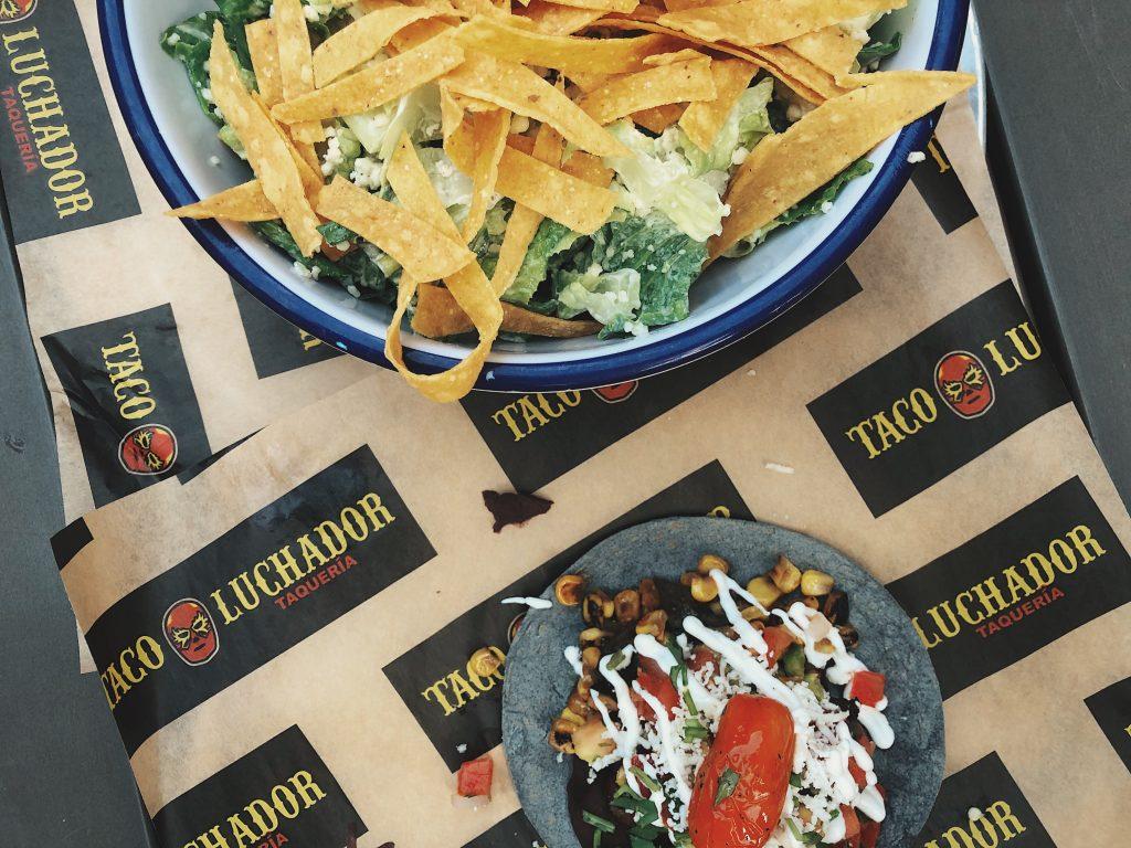 Taco Luchador | The Kitchen Gent