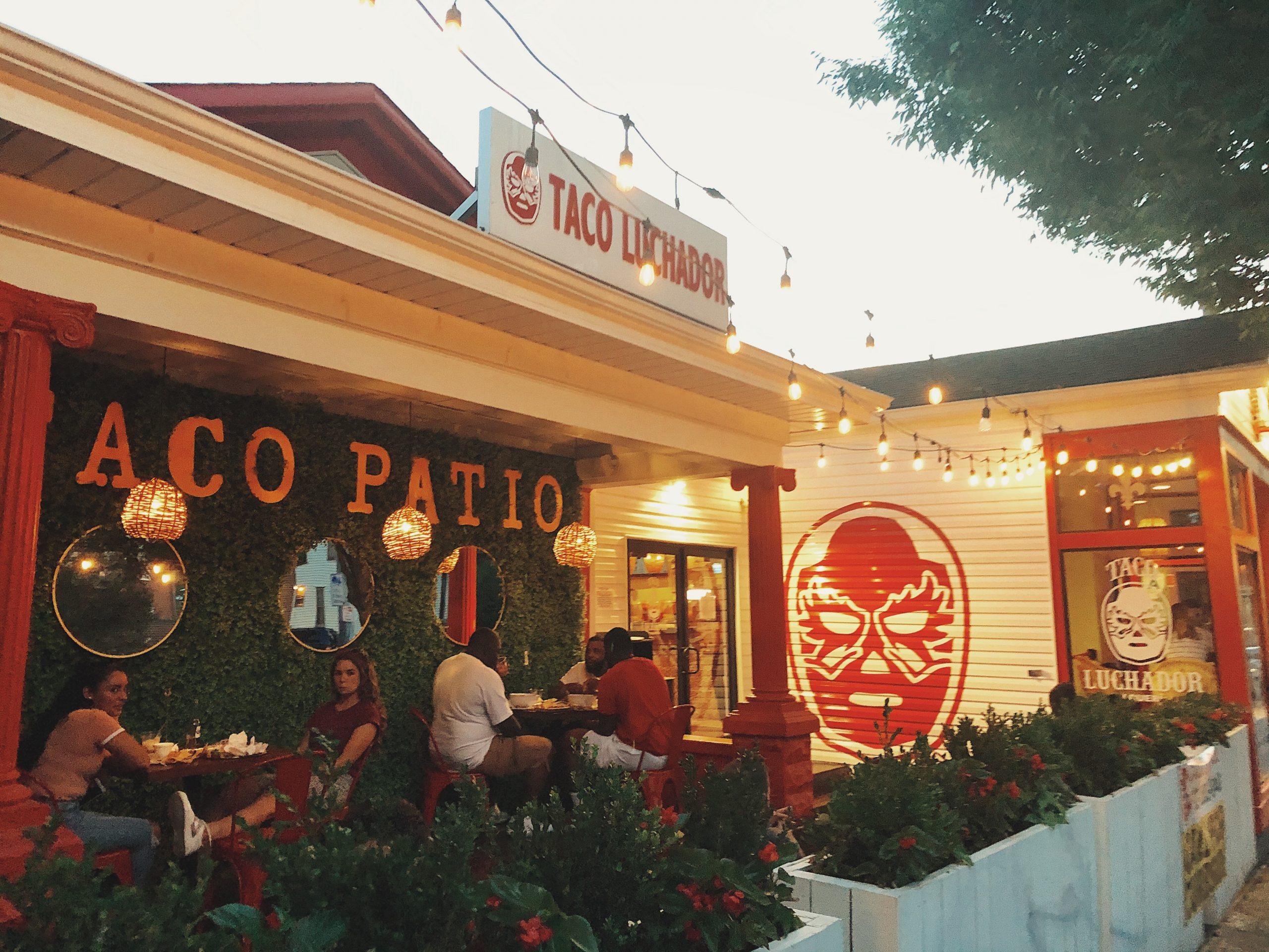 #LocalFoodieFriday: Taco Luchador