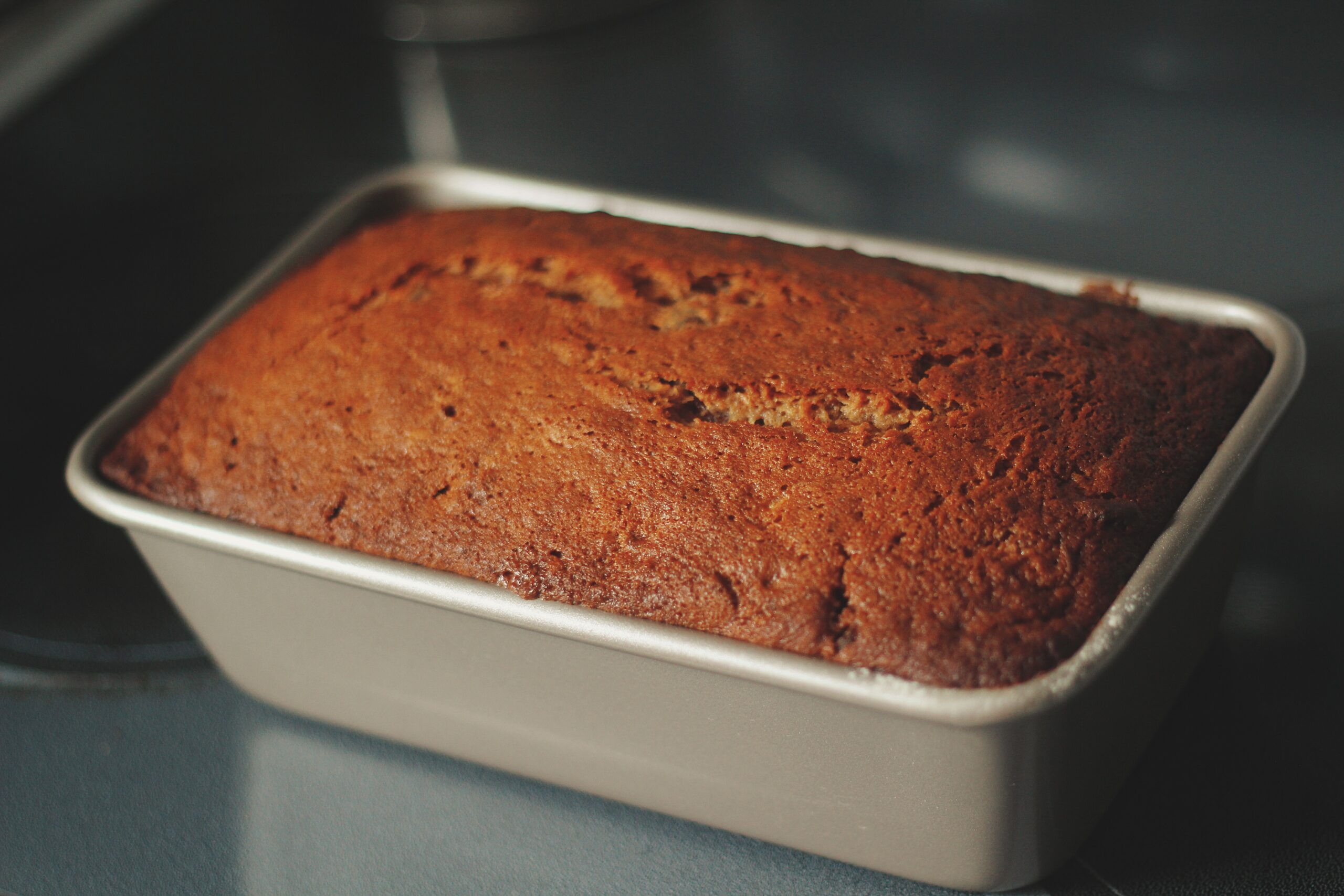 Cranberry Orange Banana Bread | The Kitchen Gent
