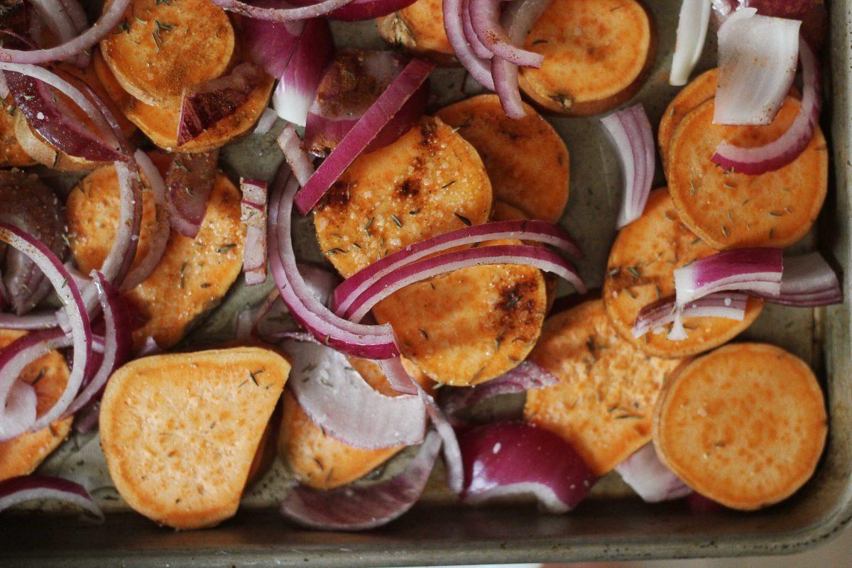 Sweet Potato Pastry Kites | The Kitchen Gent