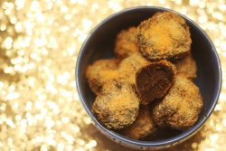 Pumpkin Spice Truffles | The Kitchen Gent