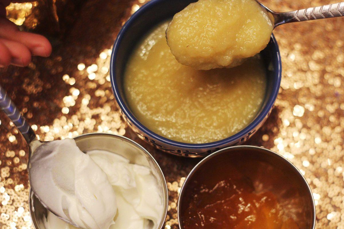 Mixed Potato Latkes | The Kitchen Gent