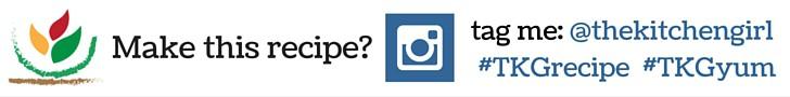 TKG Instagram Tag