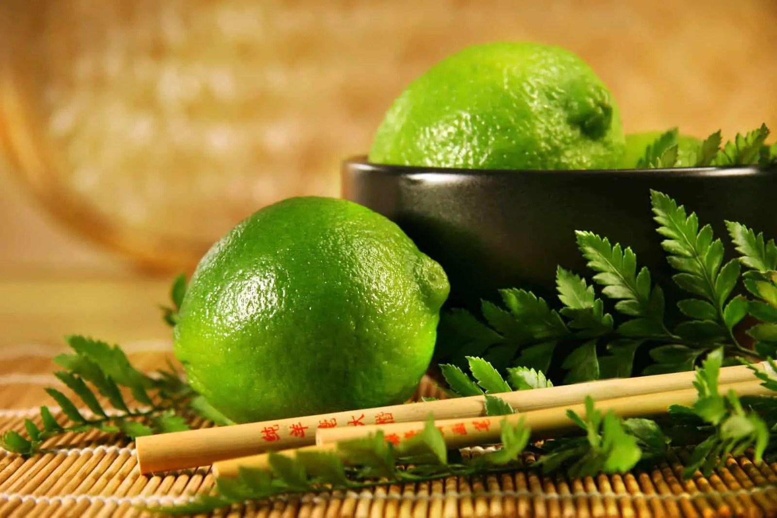 Can You Freeze Whole Limes?