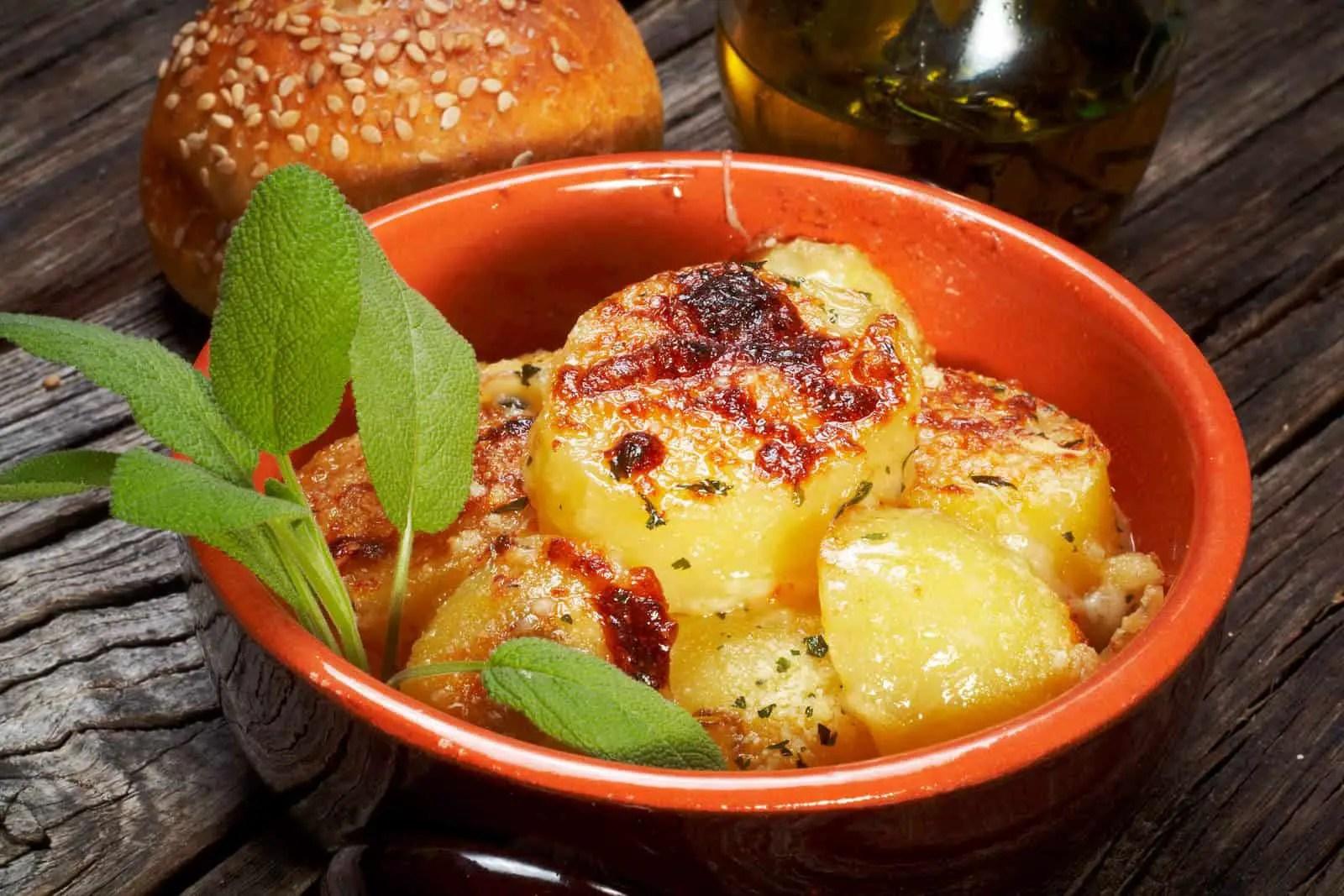Can You Freeze Au Gratin Potatoes?