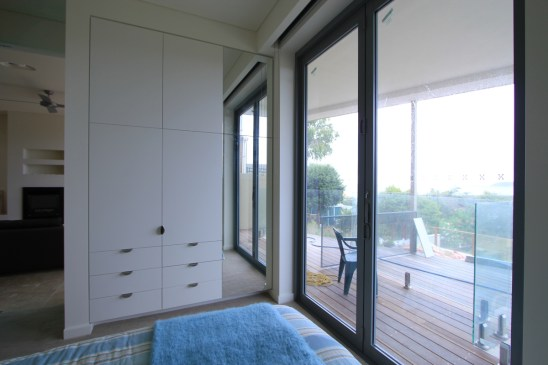 custom joinery bedroom wardrobe 2