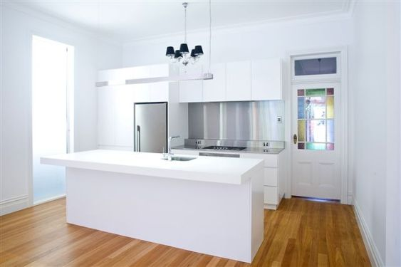 custom kitchen white 2