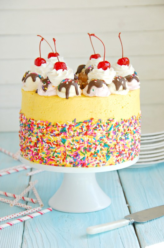 Very Easy Banana Cake
