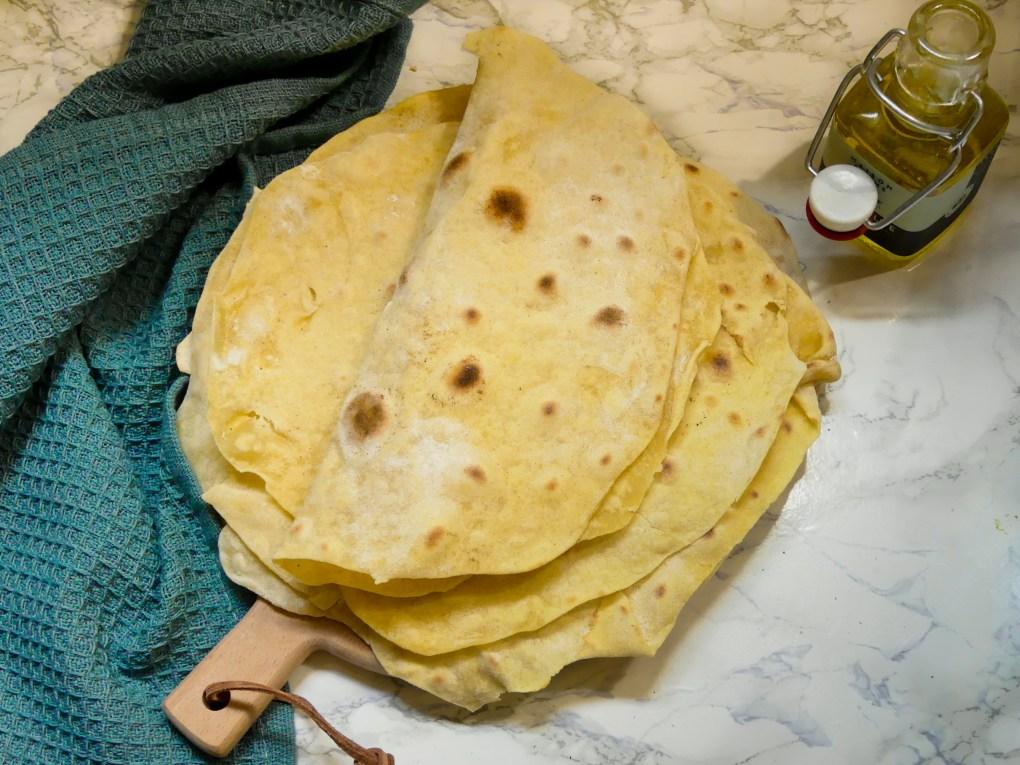Tortillas maison (2)
