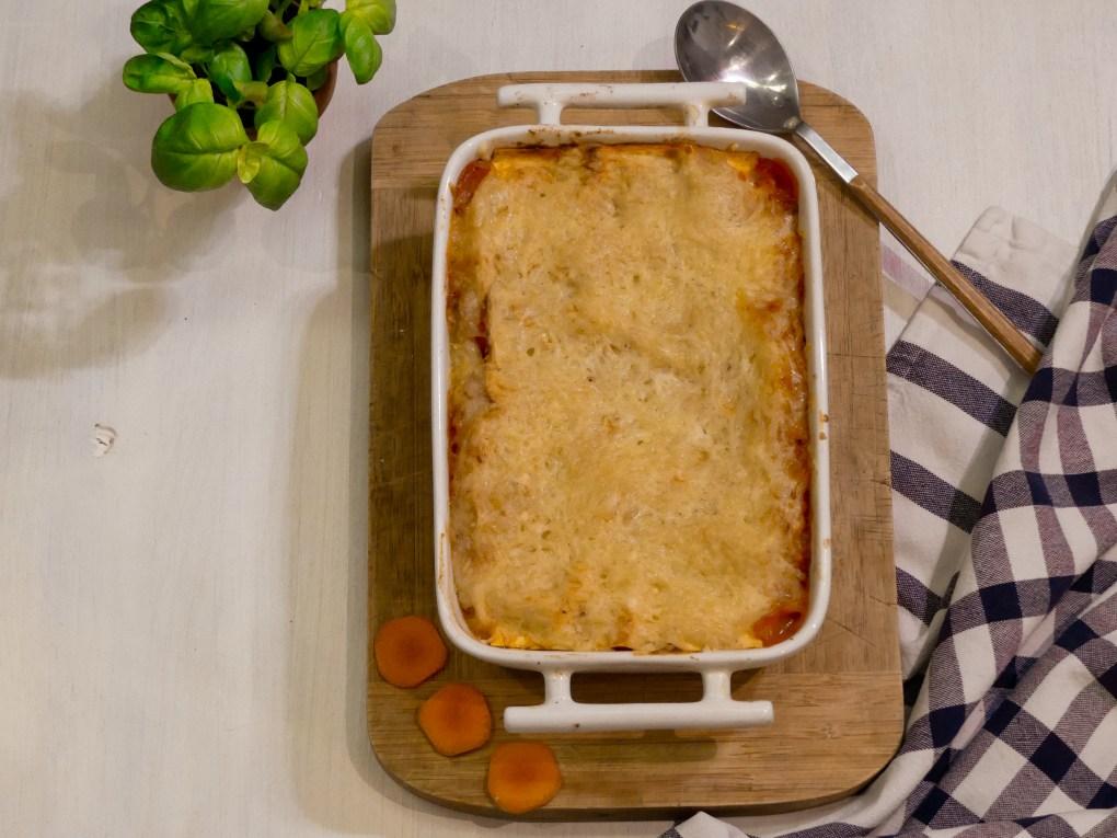 Lasagnes vegététariennes (3)