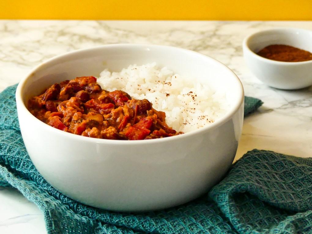 Chili sin carne (2)