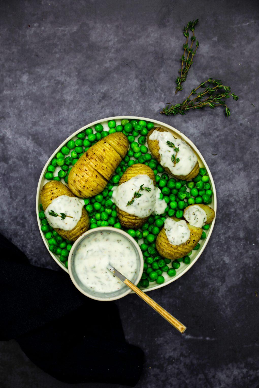 Pommes de terre Hasselback (1)