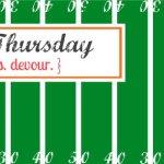 Tailgate Thursday: Alabama Edition!