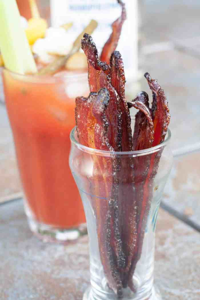 Guinness Candied Bacon