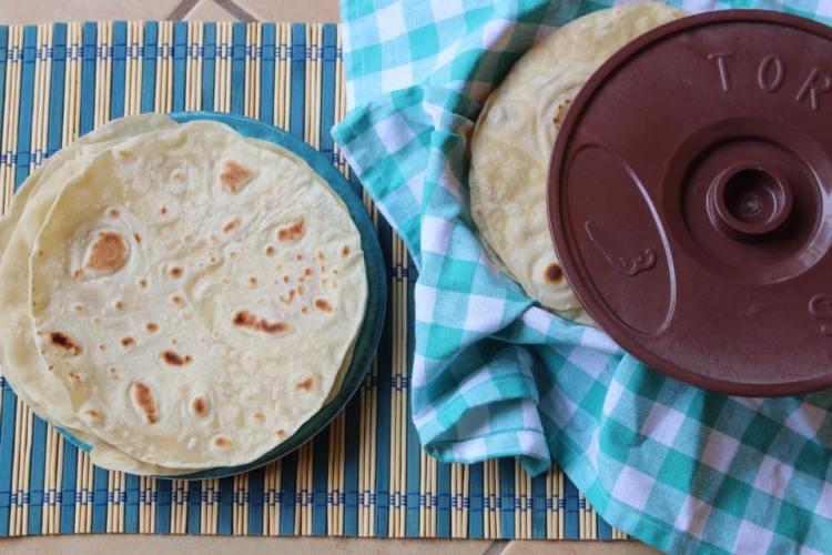 Soft White Flour Tortillas8