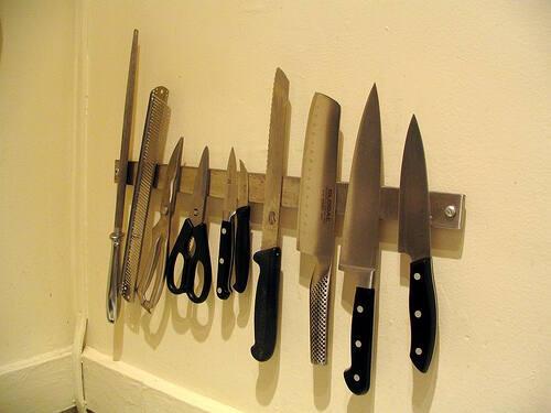 7-knife sharpener - knife collecting