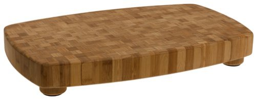 Totally Bamboo End Grain Butcher Block