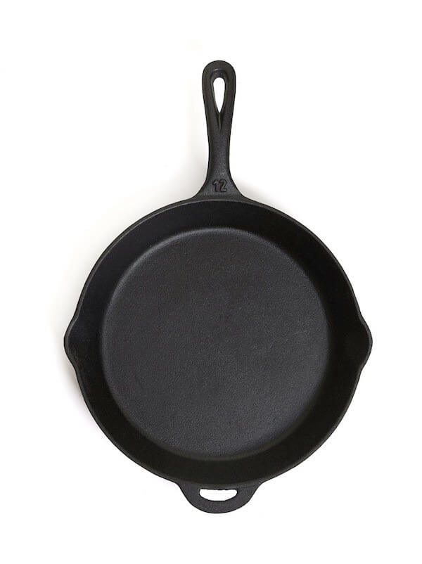 Camp Chef 12 inch cast iron skillet