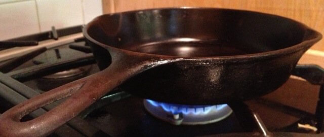 wagner cast iron skillet