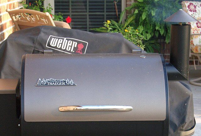 Traeger smokers are famous in the grilling community.
