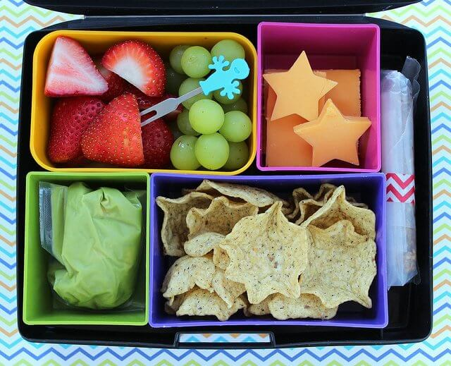 Keep your child focused at school with a healthy, homemade lunch!