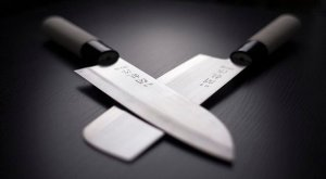 Get a great honing steel for the sharpest knives in your kitchen.