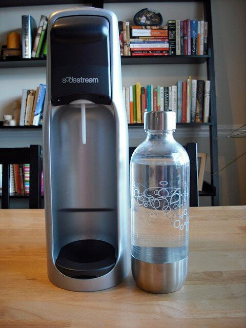 Owning a SodaStream is like having a soda shop right in your own home!