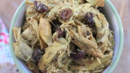 Clean Eating Slow Cooker Curried Chicken 2