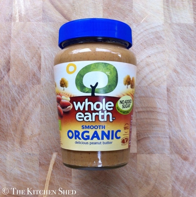 Healthy Alternatives - Peanut Butter