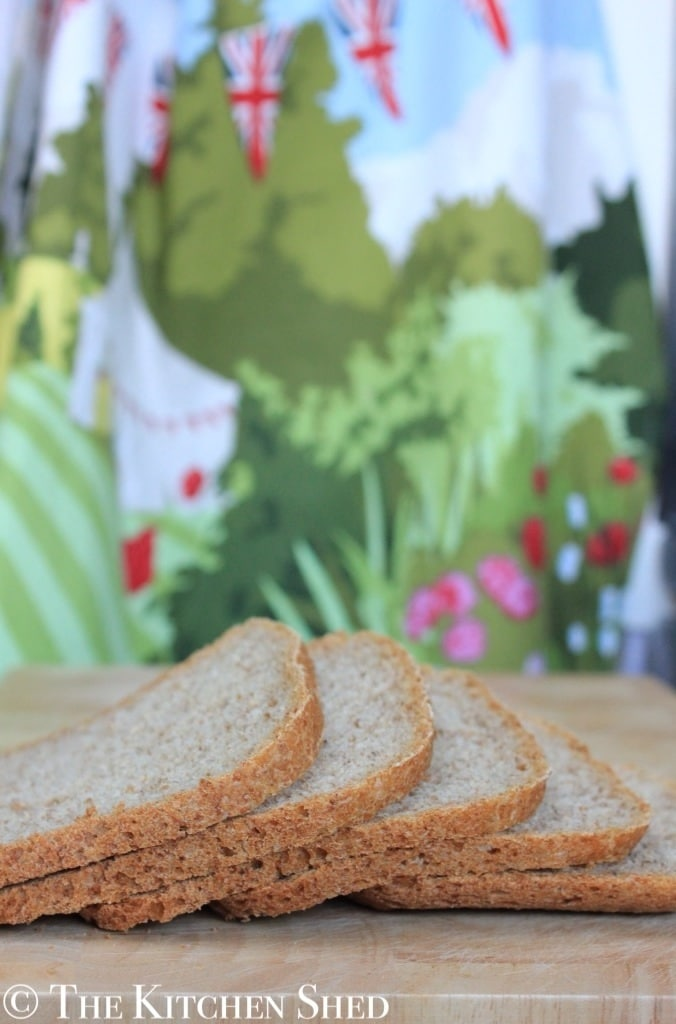 When I First Started Eating Clean I Bought Saisbury S Basic Wholemeal Bread For 50p I Bet Its Not 50p Anymore Then When We Had A Little More Money I