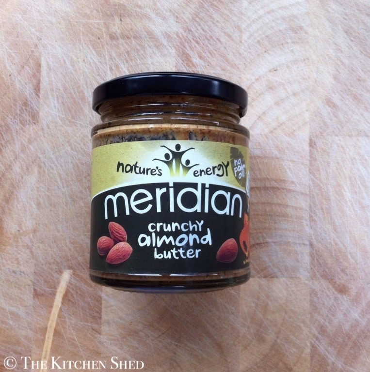 Healthy Alternatives - Almond Butter
