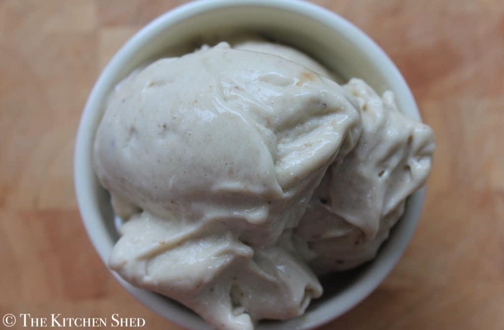 Clean Eating Banana Ice Cream