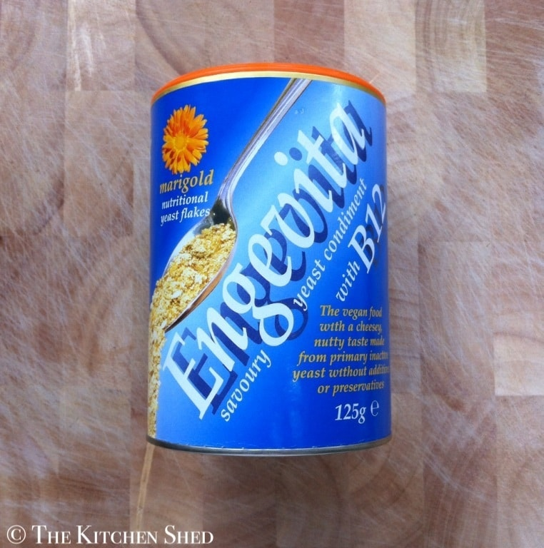 The Kitchen Shed - Healthy Alternatives #NutritionalYeast
