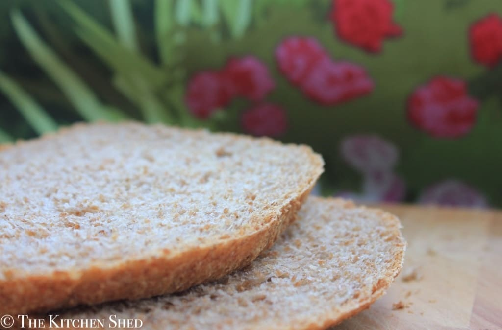 The Kitchen Shed - Clean Eating Vegan Breadmaker Bread