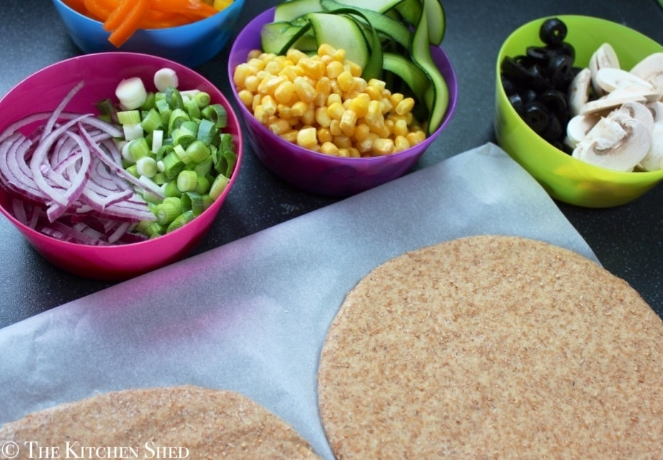 Clean Eating Wholemeal Pizza Dough