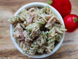 Clean Eating Tuna Brown Rice Pasta