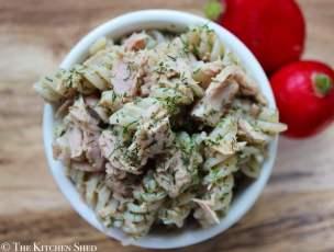 Clean Eating Tuna Brown Rice Pasta